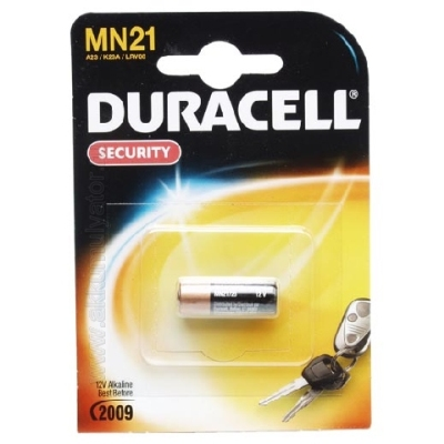 Батарейка  Duracell Security MN21 12V
